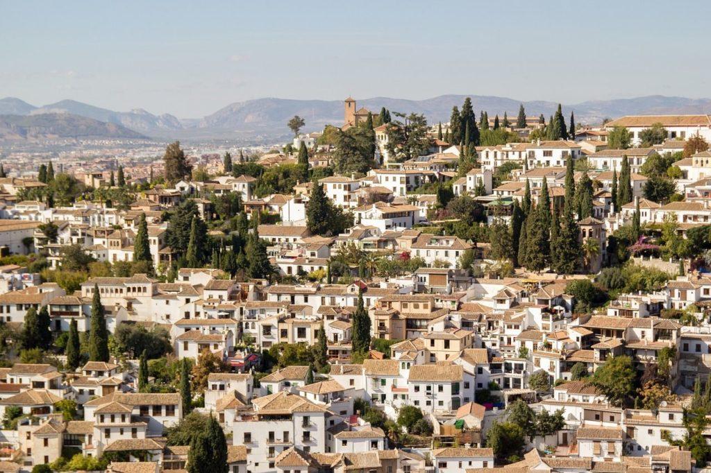 Vehículo VTC para visitar Granada