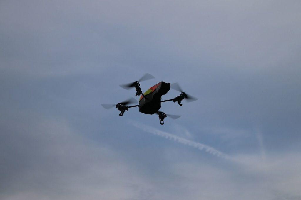 Vehículos VTC voladores en el futuro