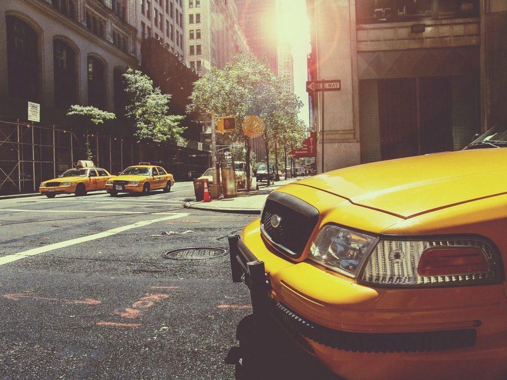 Guerra del Taxi y VTC
