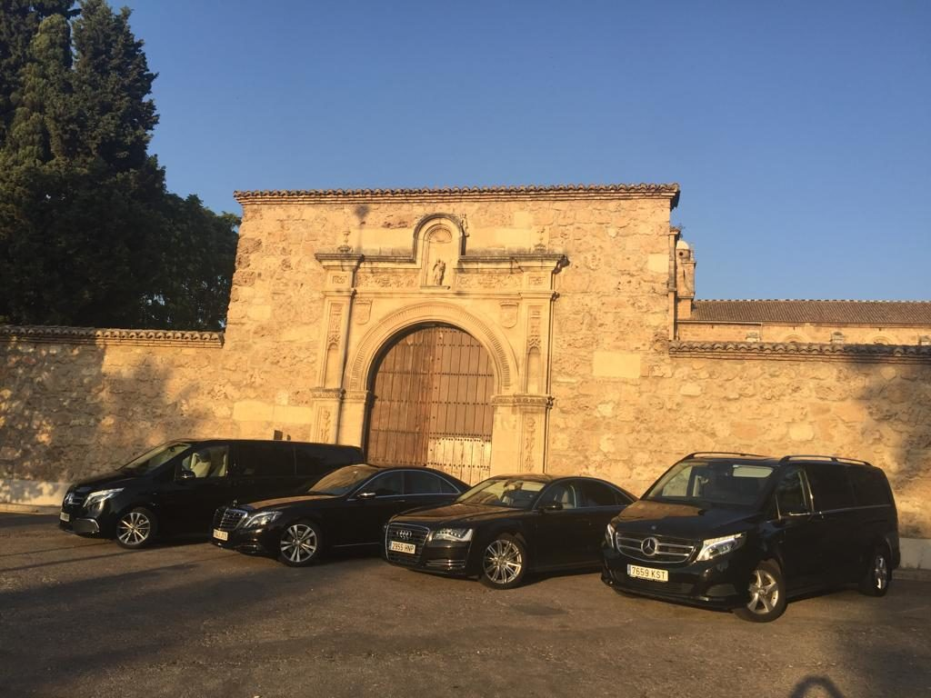 coches vtc con conductor en Granada